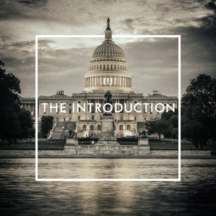 The Introduction by The Human Animal; Part of The USA Project