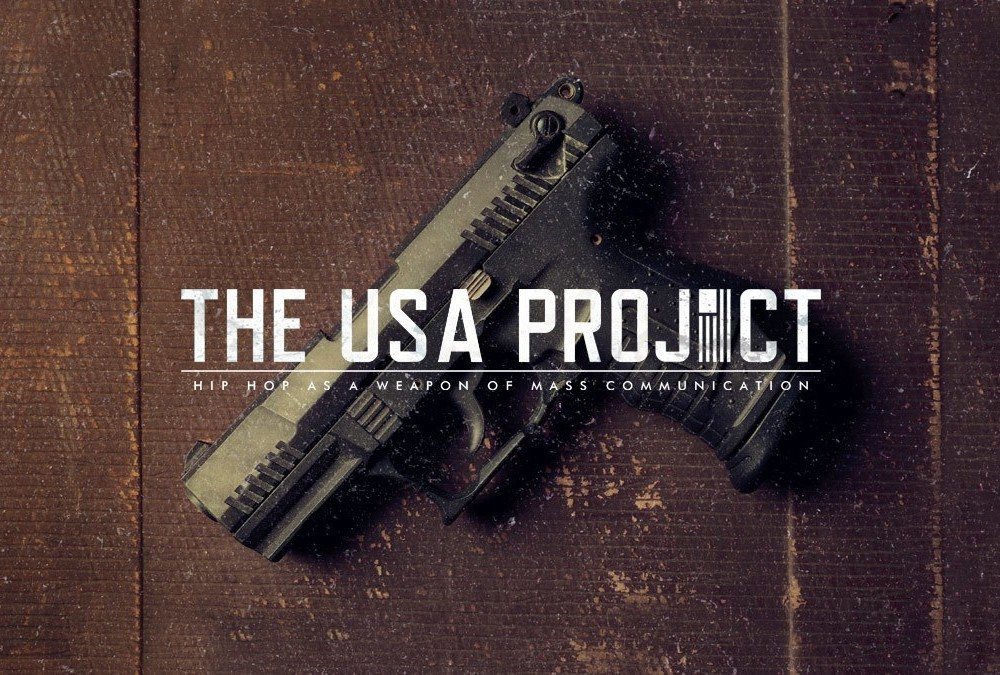 The Human Animal - The USA Project: Hip Hop as a Weapon of Mass Communication