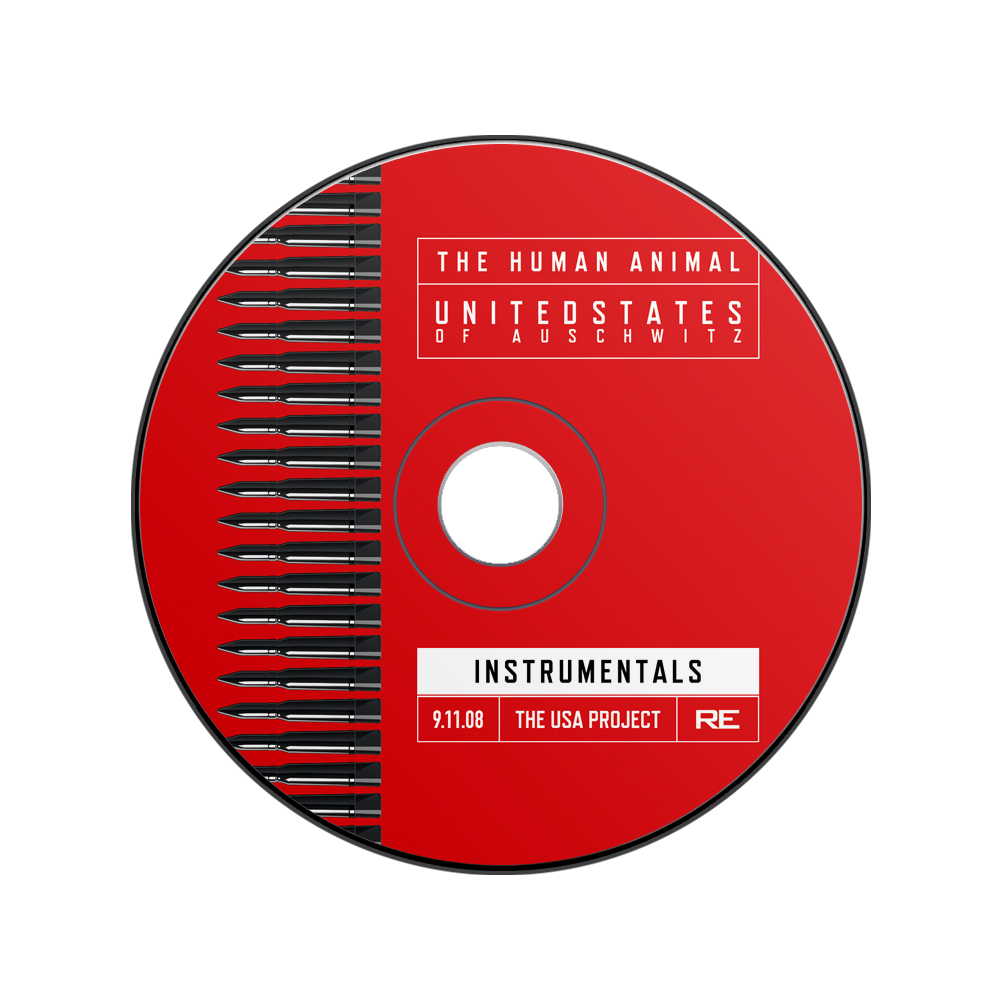 The Human Animal - United States of Auschwitz Instrumentals
