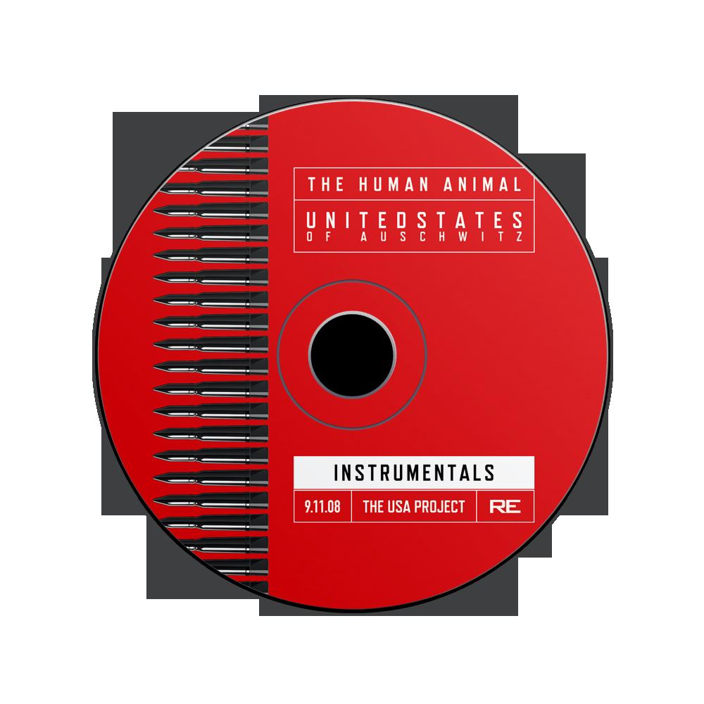The Human Animal - United States of Auschwitz Instrumentals