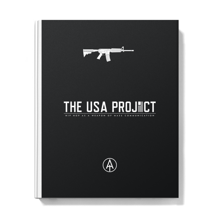 The Human Animal - The USA Project // USA REDUX Packaging Design